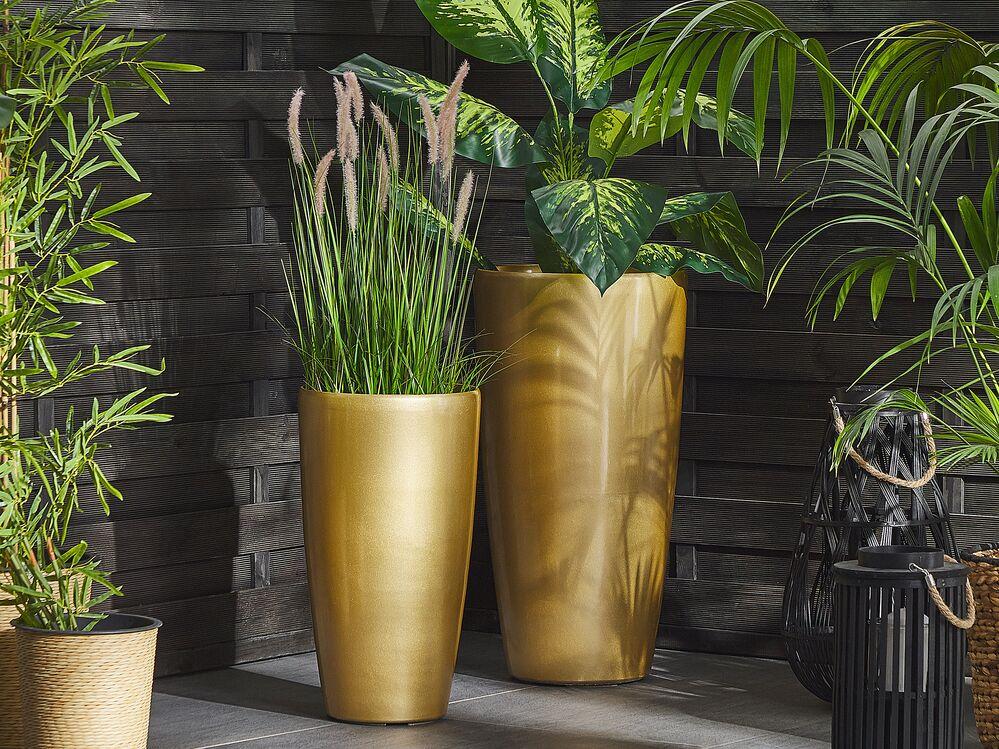 bedding plant pots